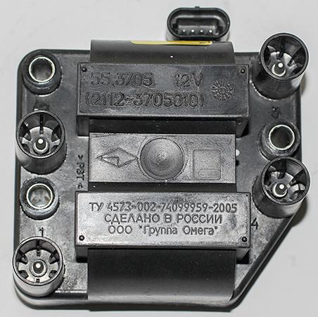 Модуль зажигания Омега