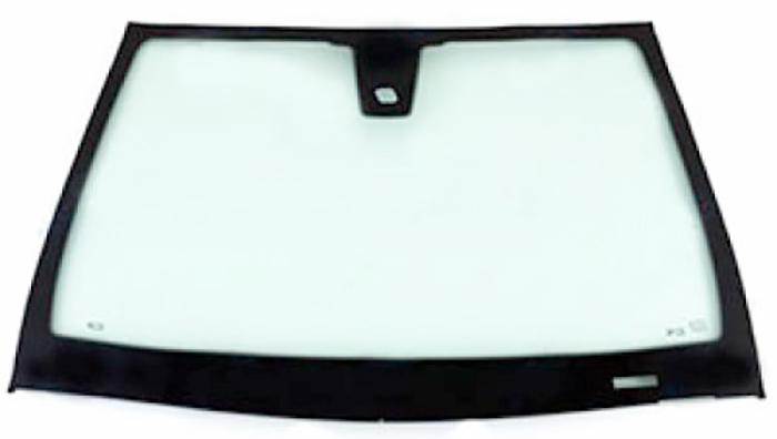 Лобовое стекло на Opel Astra H
