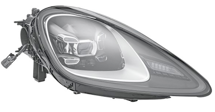 Hella 1EX 014 690-021, цена — 105 840 руб.