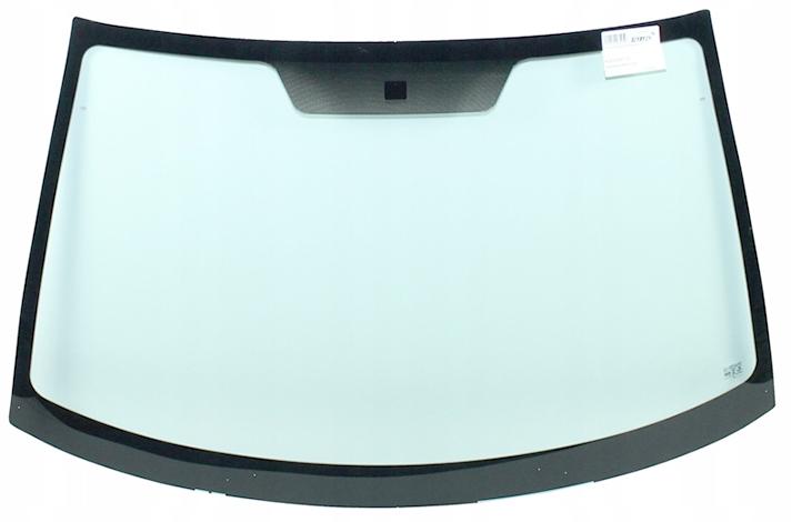 Новое лобовое стекло на Nissan Almera