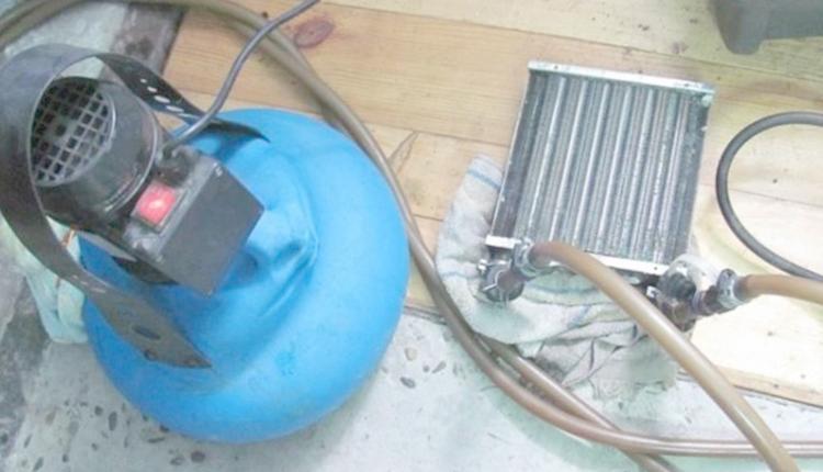 Профессиональная промывка теплообменника газового котла