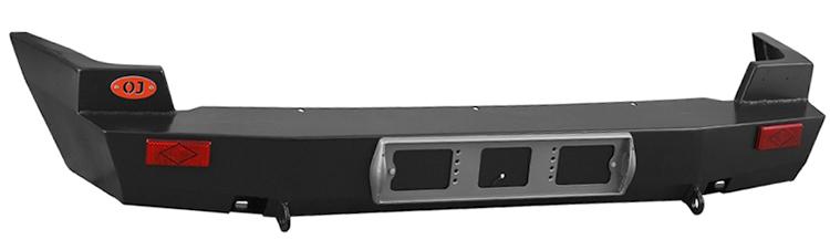 Задний бампер OJ 03.116.01, цена — 21000-21500 руб.
