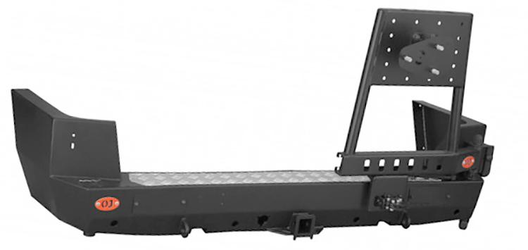 Бампер Hella OJ0311011, цена — 41900 руб.