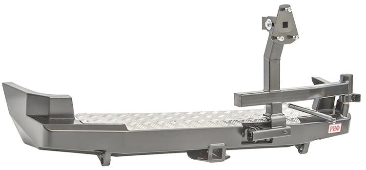Задний бампер RIFCHN-20120, цена — 51000-51820 руб.