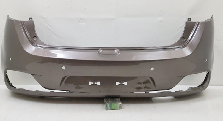 Бампер Hyundai-Kia 86611A2000