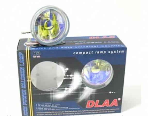 Противотуманные фары DLAA LA-2040, цена — 600 руб. за шт. и 1200 руб. за комплект.