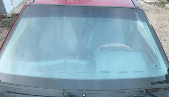 Лобовое стекло на Daewoo Nexia
